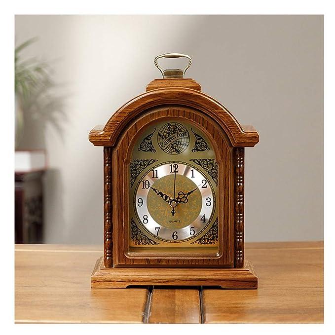 Reloj LWF Mesa para la Sala de Estar Decoración Habitaciones ...