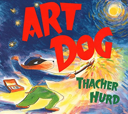 Art Dog (Trophy Picture Books (Paperback))