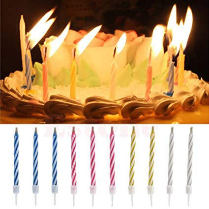 Amazon Candles Birthday