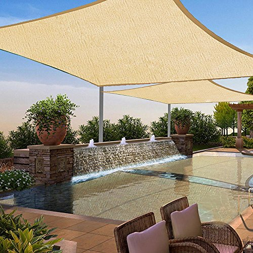 13x10FT Outdoor Rectangle Canopy Shelter