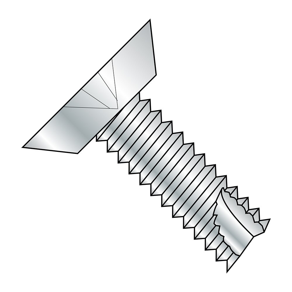 Type 25 5//16 Length Steel Thread Cutting Screw Pack of 100 82 Degree Flat Undercut Head 5//16 Length Zinc Plated Phillips Drive Small Parts 06055PU #6-20 Thread Size Pack of 100