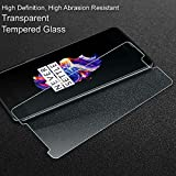 Ideal Collection 0.33 mm Thickness, 9H Hardness With 2.5D Round Edge Tempered Glass For One Plus 5 (Clear)
