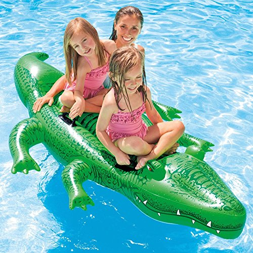 Intex Giant Gator Ride Ages