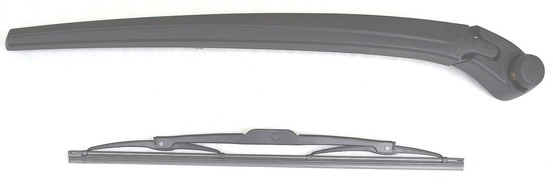 Exact Fit RA758 - Limpiaparabrisas trasero (34 cm): Amazon.es: Coche y moto
