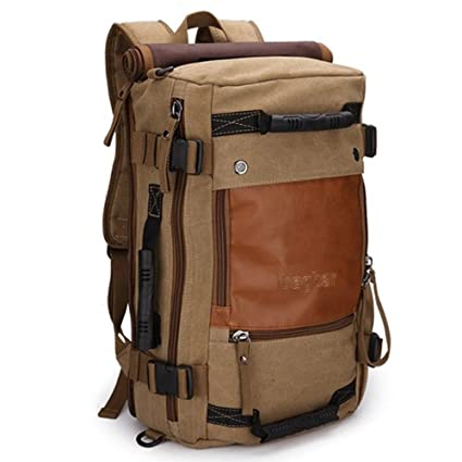 Amazon.com: Mochila de viaje de senderismo bolsa de camping ...