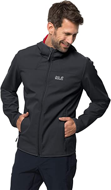 Jack Wolfskin Herren Northern Point Softshelljacke