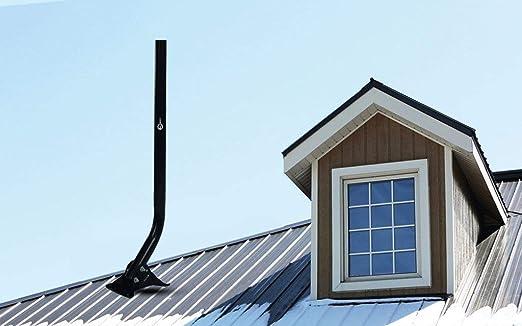 [2 unidades] Soporte de antena de antena ajustable para coche, soporte universal de antena de TV para exteriores Esky