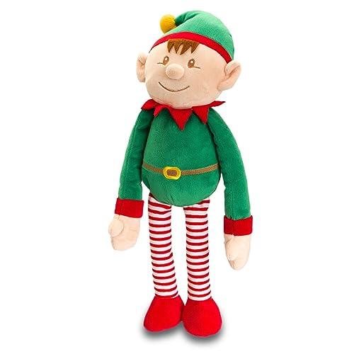 christmas elf doll amazon co uk