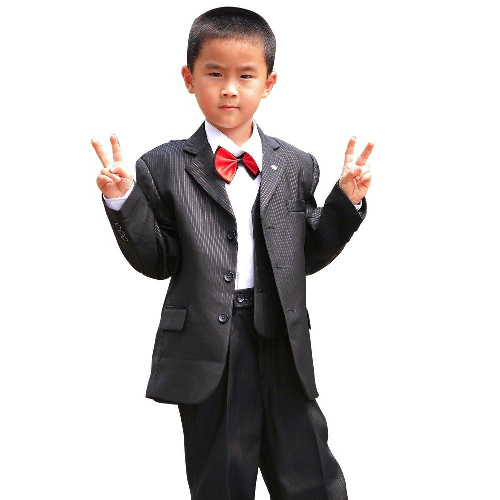 F/&L Boys Jacket,Vest /& Pants Suit 3 Piece