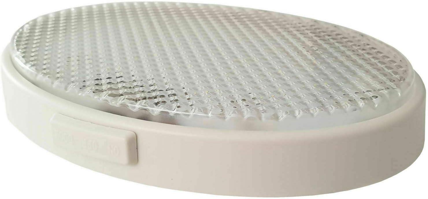 Sensor de movimiento 360/° LX-361 blanco 230 V//200 W 8 m detecci/ón 5s-12min