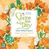 Seize The Day And Make It Yours - Robin Pickens 2018 Wall Calendar (CA0155)