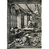 Albrecht Durer: Saint Jerome in his Study. Fine Art Print/Poster. Size A3 (42cm x 29.7cm)