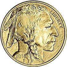 2018 American Gold Buffalo (1 oz) $50 Brilliant Uncirculated US Mint