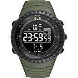 Men's Military Watches Digital Sports Watch...