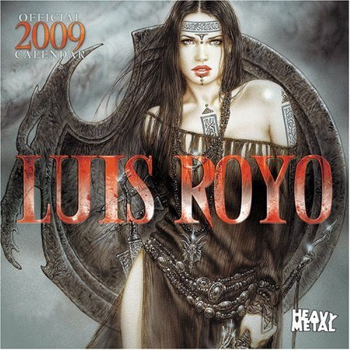 Luis Royo (Art of ) 2009 Calendar pdf
