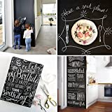 Extra Large Black Chalkboard Contact Paper Vinyl