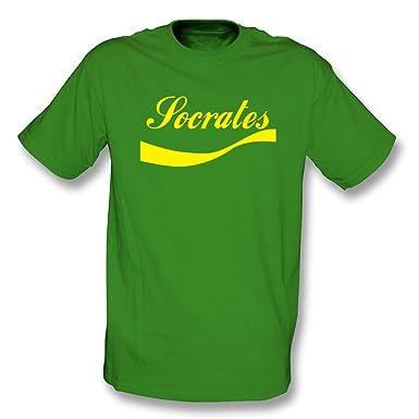 PunkFootball Sócrates (Brasil) enjoy-style fútbol camiseta (XL)