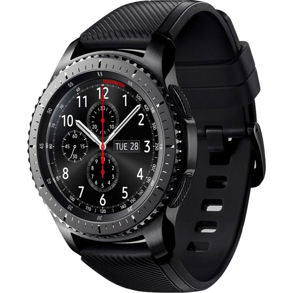 Samsung Gear S3 Frontier Smartwatch, Nero