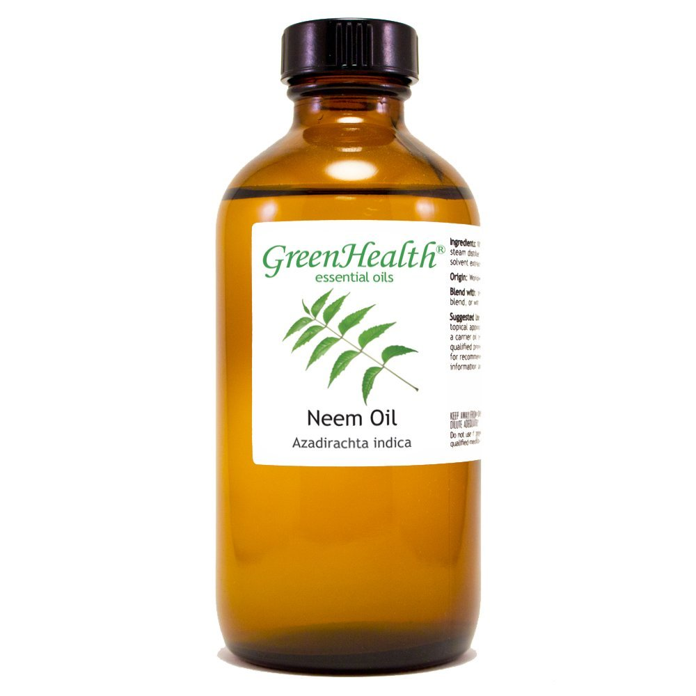 Organic Neem Oil , Pure - 8oz