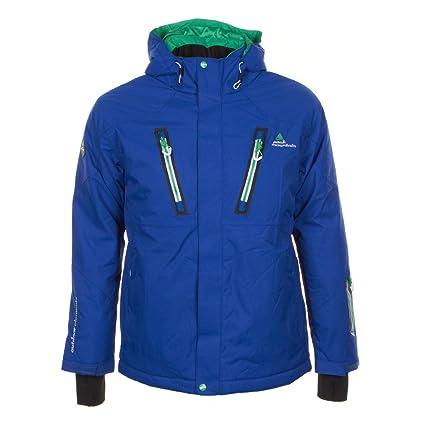 crazy price exclusive shoes factory outlet peak Mountain - Blouson de ski homme CUXO- bleu - L, Jackets ...