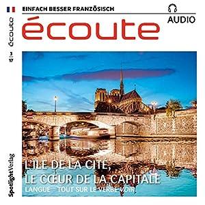 Écoute audio - L'île de la Cité, 3/2017 Hörbuch