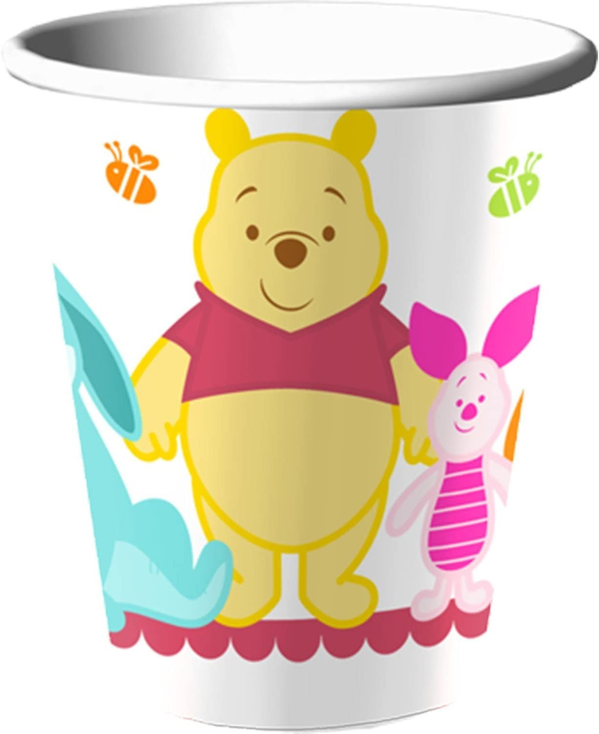 Winnie the Pooh Little Hunny Baby Shower Plastic Table Cover 1ct
