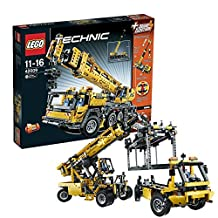 Lego technique Mobil crane MKII 42009 (japan import)
