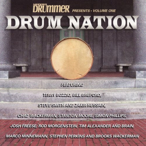 Drum Nation Volume One