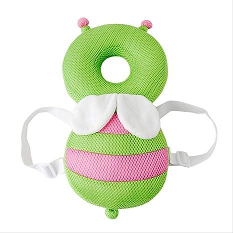XLWYNG Almohada para bebé Protección para la cabeza Bebé ...