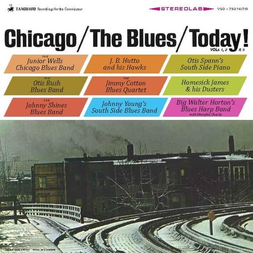 Chicago/Blues/Today! [12 inch Analog]                                                                                                                                                                                                                                                    <span class=