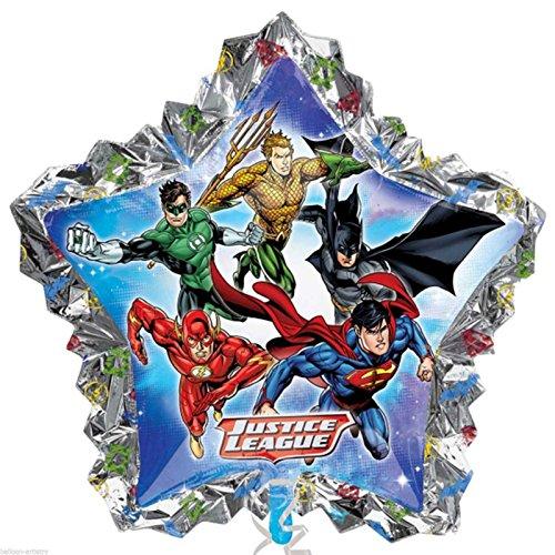 Anagram Supershape - Justice League