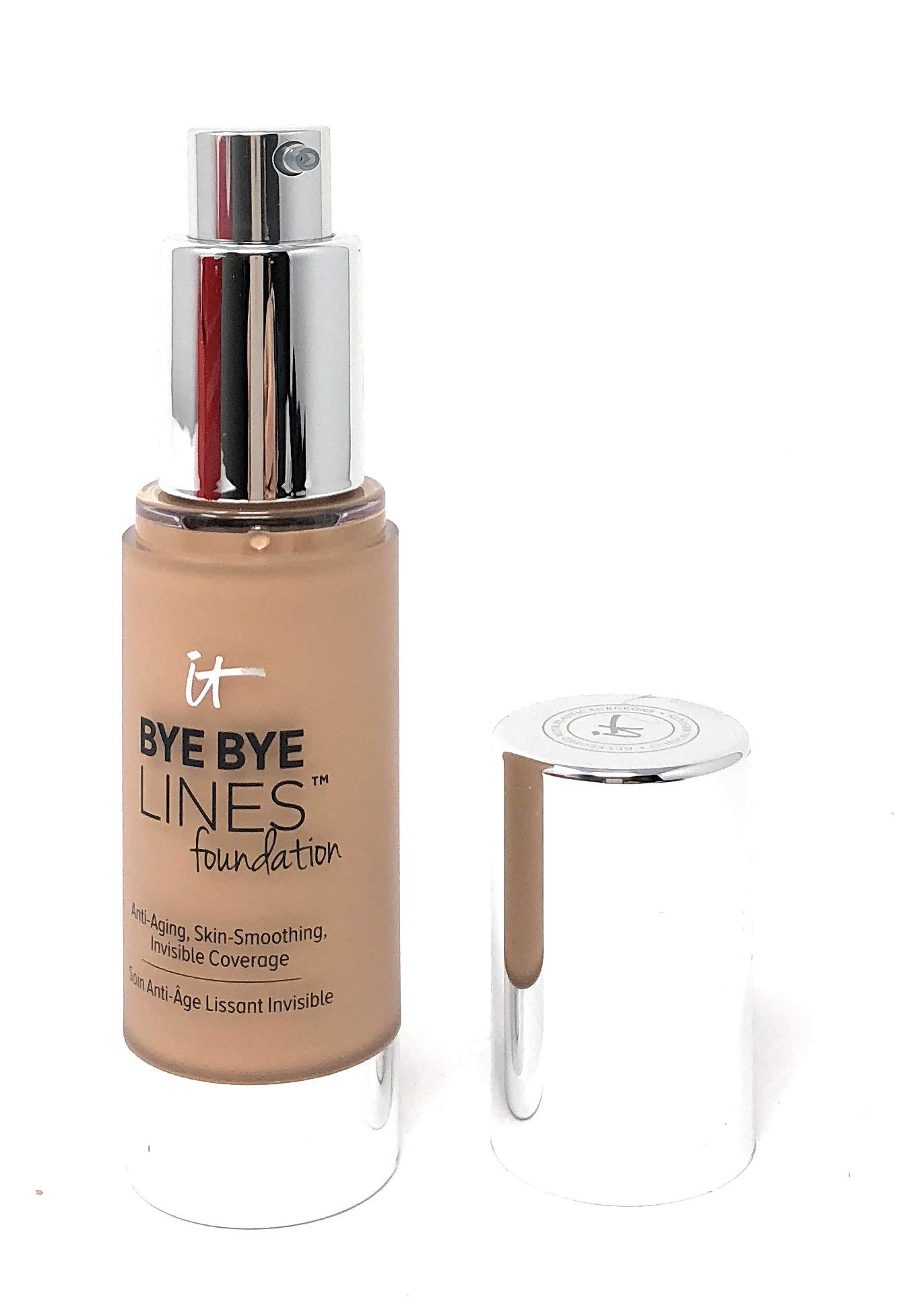 It Cosmetics - Bye Bye Lines Foundation (Medium) by It Cosmetics