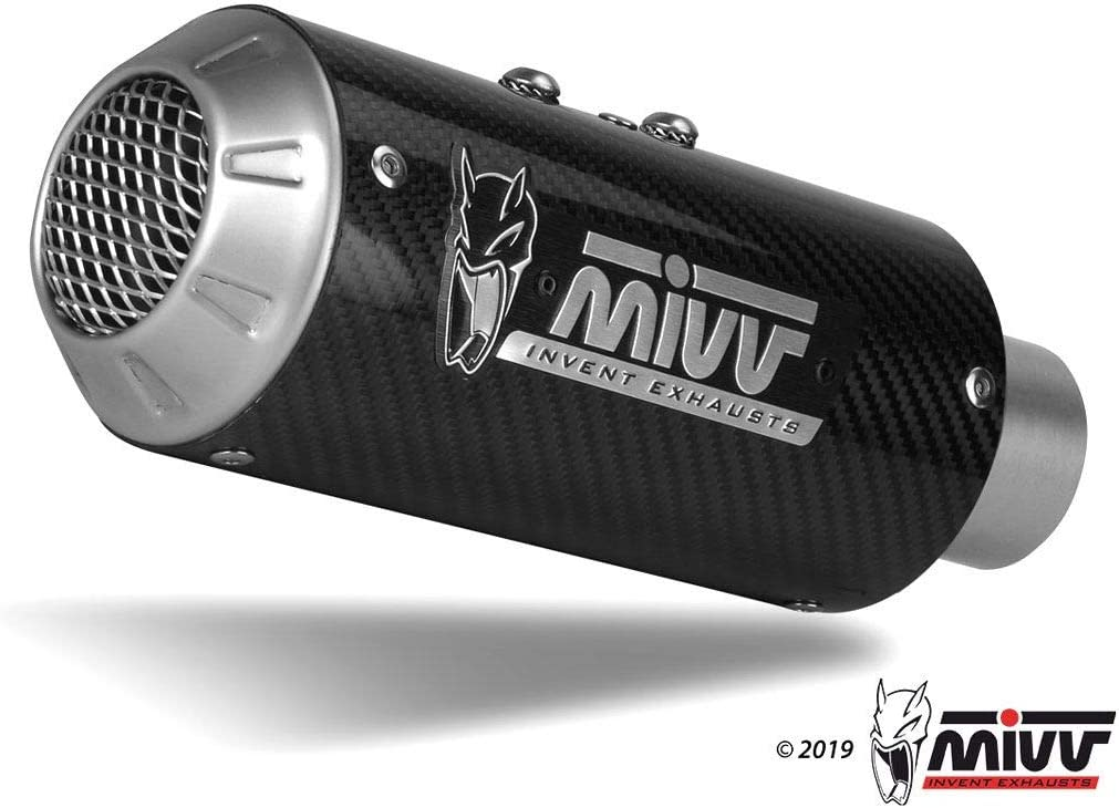 TERMINALE MIVV MK3 CARBONIO Z 900 2020