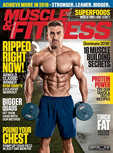 Muscle and Fitness: Muscle Building Secrets (Muscle Fitness Magazine)