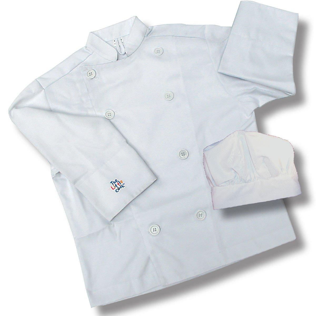 Sassafras Enterprises 22210CJ Le Petit Cuisinier Chefs Jacket
