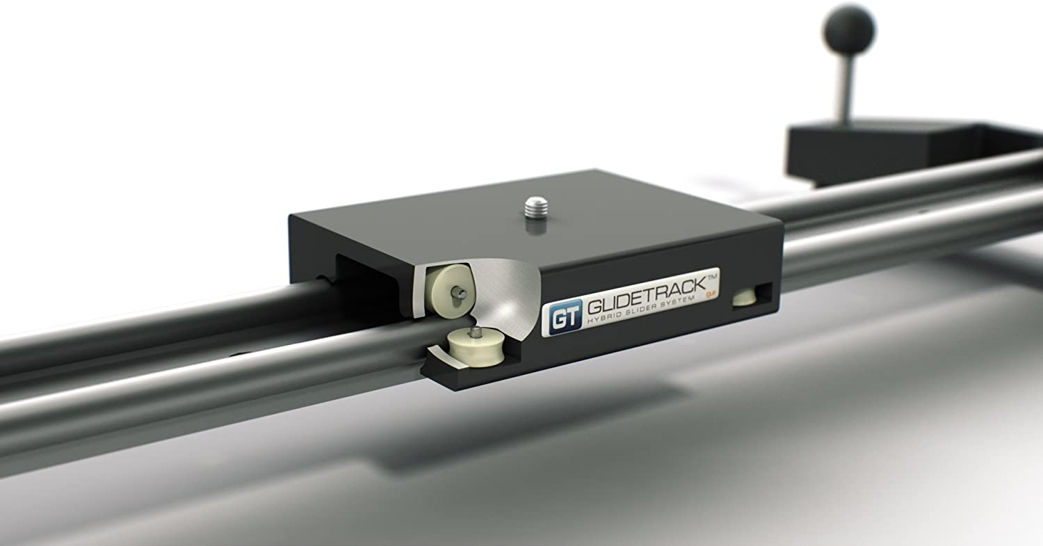 Amazon.com: Glidetrack SD Hybrid 0.75m Camera Slider: Camera & Photo