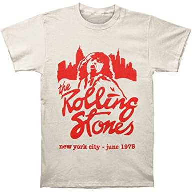 aa52a65d5a054 Amazon.com  Bravado The Rolling Stones Mick June 1975 T-Shirt ...