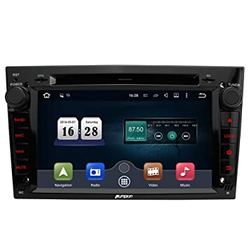 Pumpkin android 51 lollipop quad core car radio stereo amazon pumpkin android 51 lollipop quad core car radio stereo 7 inch double din head unit with asfbconference2016 Gallery