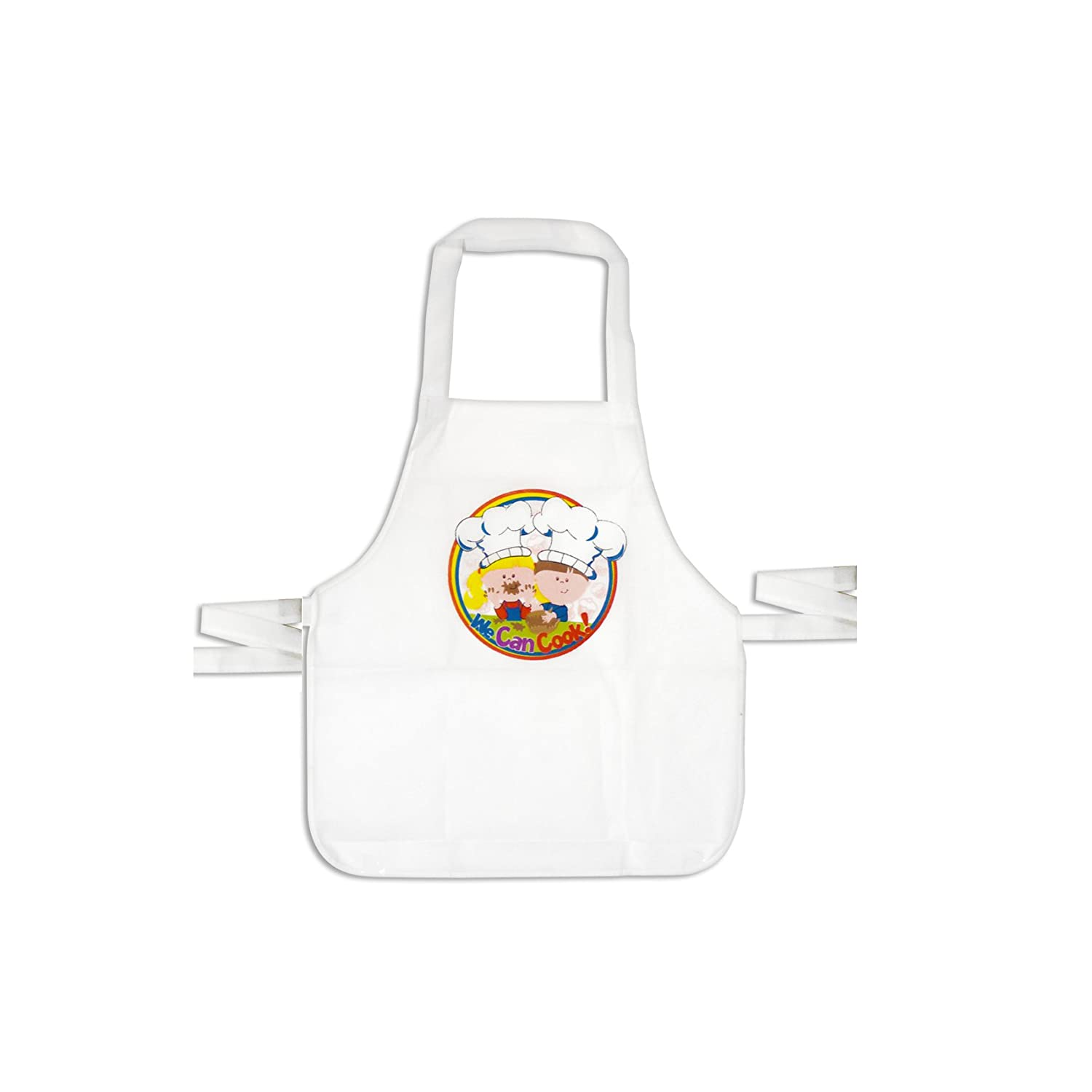 Masterchef apron (white) official merchandise -  We Can Cook Children S Kitchen Apron For Cooking Baking By