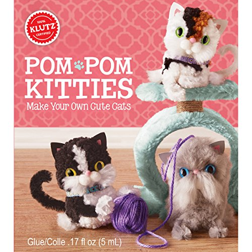 Pom Pom Kitties by Klutz (Image #3)