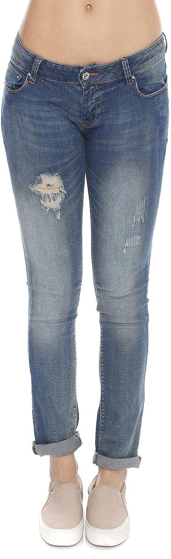 Fracomina Jeans Donna GRETA8 Stonewash