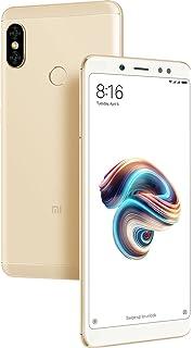 Renewed  Redmi Note 5 Pro  64  GB   4  GB RAM   Gold  Smartphones