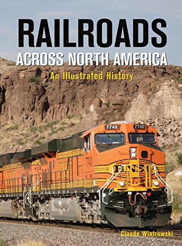 Pdf Transportation Railroads Across North America: An Illustrated History