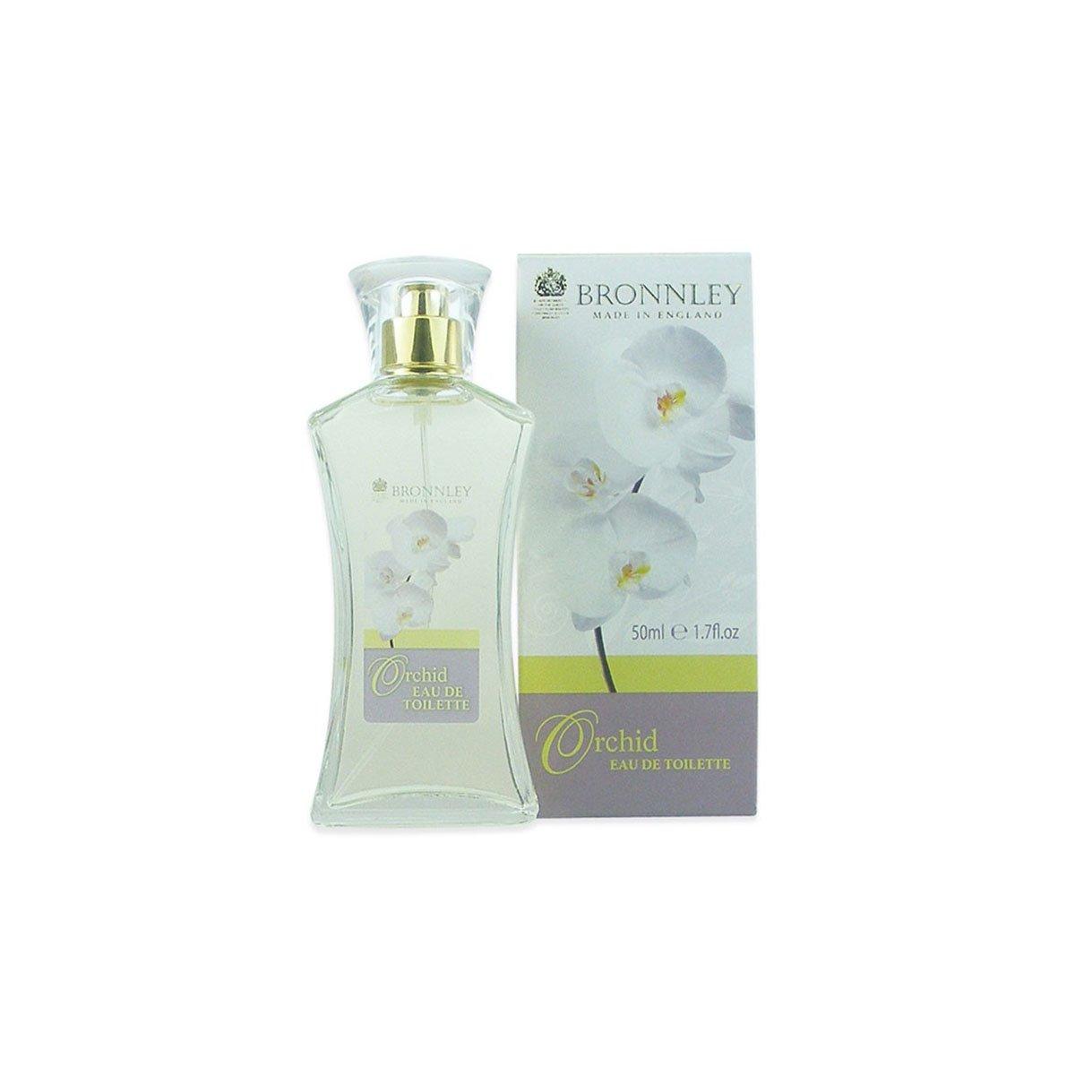 Bronnley Orchid Eau de Toilette 50ml H. Bronnley & Co. UK Ltd 052546 B006DLDZG6