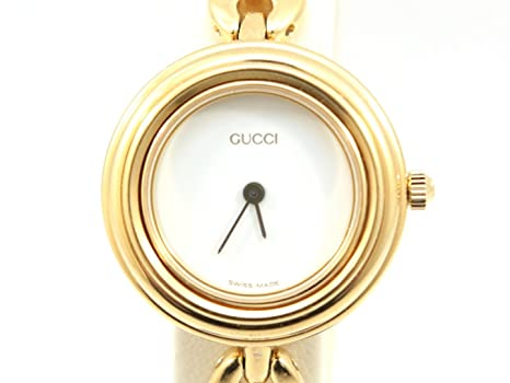 0594f00538e9 Amazon | [グッチ] GUCCI チェンジベゼル 11/12.2 レディース 腕時計 ...