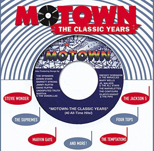 Motown: The Classic Years (Ori...