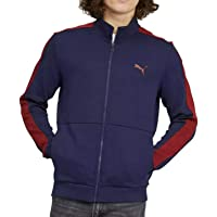 Puma Men's Full Zip Long Sleeve Track Jacket