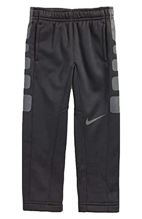 bbe61c2d4547 Amazon.com  Nike Little Boys Elite Basketball Therma-Fit Pants Size ...