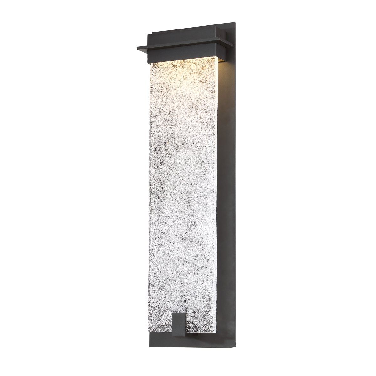 WAC Lighting WS-W41722-BZ Spa 22'' LED Outdoor Wall Light, 22 Inches, Bronze