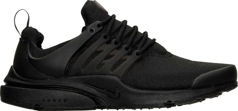 ナイキ シューズ スニーカー Men's Nike Presto Essential Casual Shoes Triple Bla 2a1 [並行輸入品] B0744GJ847